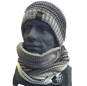 Buff Neper Knitted /& Polar Hat