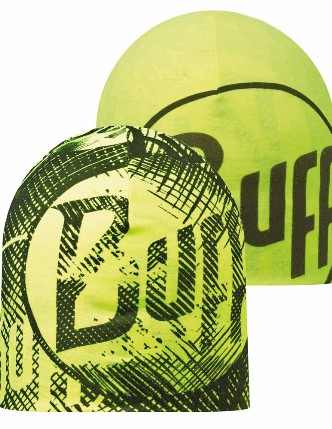 125f4534364 Microfiber Reversible Hat Buff® - R-Log Us Black Yellow Black - BUFF® Original  Multifunctional Headwear - Buy Buff® Online